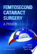 Femtosecond Cataract Surgery Book PDF
