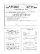 Social Welfare Book