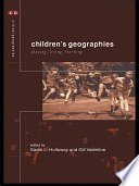 Children s Geographies