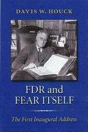FDR and Fear Itself Pdf/ePub eBook
