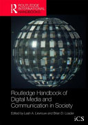 Routledge Handbook Of Digital Media And Communication In Society