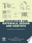 Biomimicry for Materials  Design and Habitats