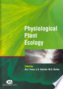 Physiological Plant Ecology Book