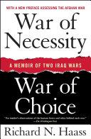 War of Necessity, War of Choice Pdf/ePub eBook