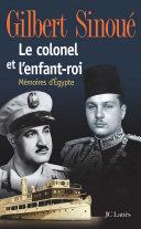 Pdf Le colonel et l'enfant-roi Telecharger