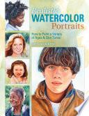 Realistic Watercolor Portraits