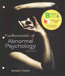 Loose Leaf Version for Fundamentals of Abnormal Psychology   Launchpad 6 Month Access Card