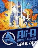 Ali A Adventures Game On The Graphic Novel