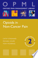 Opioids in Non Cancer Pain