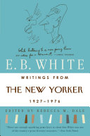 Writings from The New Yorker 1927 1976