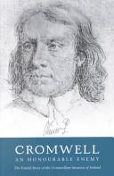 Cromwell : an honourable enemy