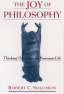 Pdf The Joy of Philosophy