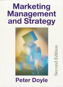 Marketing Management And Strategy Book PDF