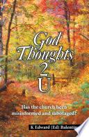 God Thoughts 2 U