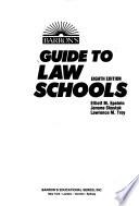 Barron's Guide to Law Schools