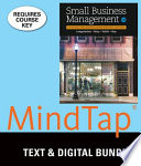 Small Business Management + Mindtap Management With Live Plan, 1 Term 6 Month Printed Access Card