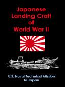 Japanese Landing Craft of World War II
