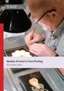 Quality Control in Fact-Finding [Pdf/ePub] eBook
