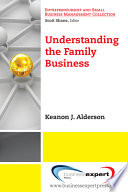 Understanding The Family Business Book