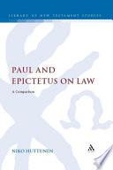 Paul and Epictetus on Law