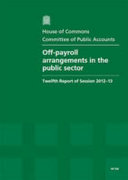 Off-Payroll Arrangements in the Public Sector