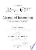 A System of Physical Culture  Light gymnastics  1887