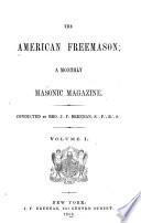 The American Freemason S New Monthly Magazine