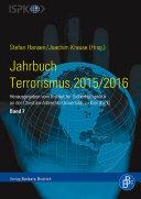 Pdf Jahrbuch Terrorismus 2015/2016 Telecharger