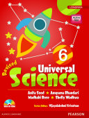 Universal Science by Pearson for CBSE Class 6
