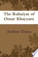 Rubaiyat of Omar Khayyam in English & Arabic