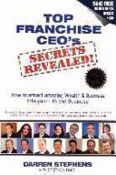 Cover of Top Franchise Chief Executive Officer's Secrets Revealed
