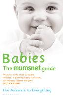 Babies: The Mumsnet Guide [Pdf/ePub] eBook