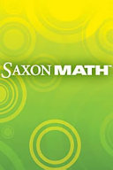 Saxon Math 1 Texas