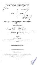 Practical Philosophy Of Social Life Book