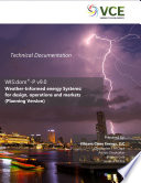 WIS dom   P v9 0 Weather Informed energy Systems  for design  operations and markets  Planning Version