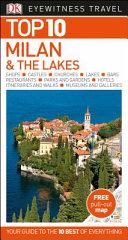 Milan and the Lakes   DK Top 10 Eyewitness Travel Guide