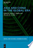 Asia and China in the Global Era