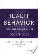 Cover of Health Behavior