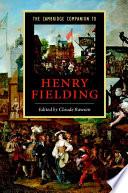 The Cambridge Companion to Henry Fielding