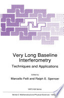 Very Long Baseline Interferometry Book PDF