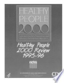 Healthy People 2000 Review 1995 96