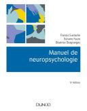 Pdf Manuel de neuropsychologie - 5e éd. Telecharger