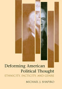 Deforming American Political Thought Pdf/ePub eBook