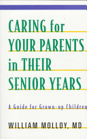 Caring For Your Parents In Their Senior Years