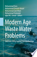 Modern Age Waste Water Problems Book PDF
