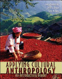 Cover of Applying Cultural Anthropology: An Introductory Reader
