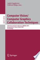 Computer Vision/Computer Graphics Collaboration Techniques
