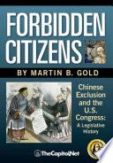 Forbidden Citizens Book