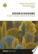 Design ecovisions Book