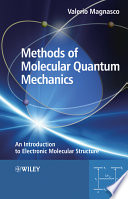Methods of Molecular Quantum Mechanics Book